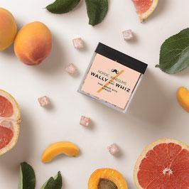 Grapefruit mit Aprikose, Cube