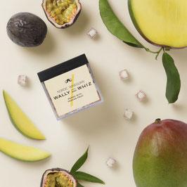 Mango mit Passionsfrucht, Cube