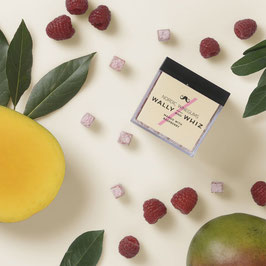 Mango mit Himbeere, Cube