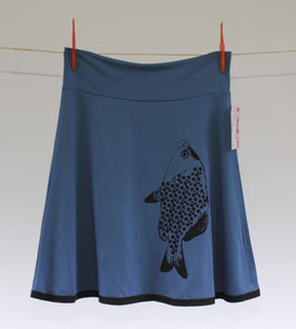 Skirt Fishy - blau