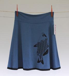 Skirt Fishy - blau