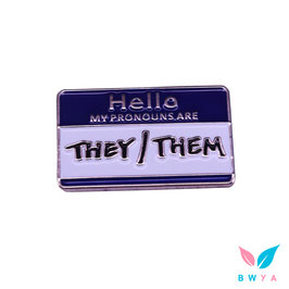 PINS -THEY/THEM