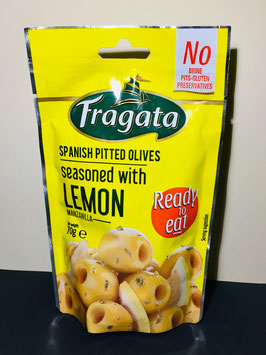 Fragata - Olivensnack - Lemon 70 g
