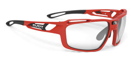 Sintryx Fire Red Gloss ImpactX Photochromic 2Black