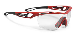 Traylx Slim Fire Red ImpactX Photochromic 2Black