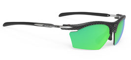 Rudy Project Rydon Slim Carbon - Pol 3FX HDR Multilaser Green