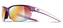 Julbo Breeze Plum Weiß Zebra light