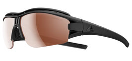 Adidas Evil Eye Halfrim Pro Black Matt - LST Polarized