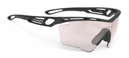 Traylx XL Matte Black ImpactX Photochromic 2Laser Red