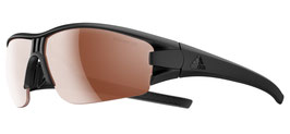 Adidas Evil Eye Halfrim Black Matt - LST Polarized