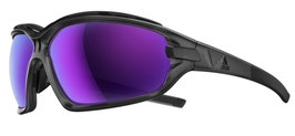 Adidas Evil Eye Evo Pro Coal Matt - Viola Mirror