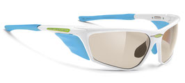 Zyon White Gloss - ImpactX Photochromic 2Laser Brown