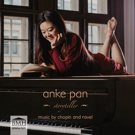 """Anke Pan """"Storyteller"""""""