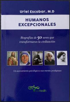 """Libro """"Humanos Excepcionales"""" Precio de Lanzamiento!"""