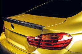 BMW M4 F82 Carbon Hecklippe
