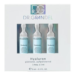 Hyaluron Ampulle 3x3ml