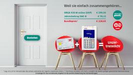 Kooperationsangebot 2 (ORGA 930 M online plus SMC-B für Krankenhäuser / Kliniken)