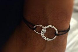 [M+K]  1.O Circle-Infinity Armband