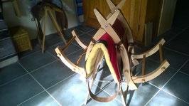 Bât bois pour âne, mule ou cheval