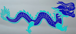 """Dragon dit """"Chinois"""" 2 couleurs"""