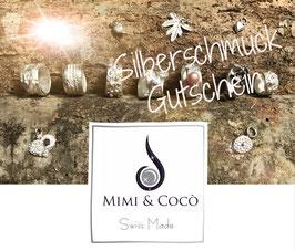 Silberschmuck-Kurs Gutschein
