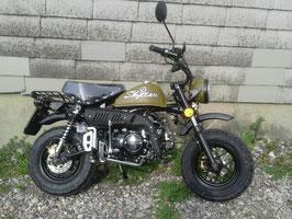 Skyteam Skymini 125/ 1- Sitzer Motorrad für Wohnmobil und Spass