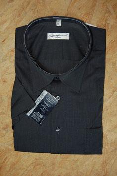 Ahlemeyer   Kurzarm-Business-Hemd   Normalschnitt
