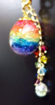 ★虹色たまご