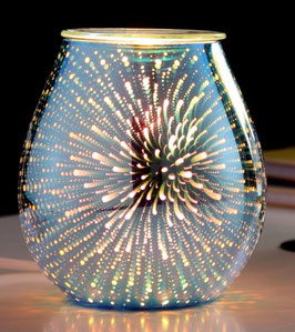 diffuseur chaleur douce pour fondants parfumés électrique 3D