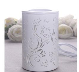diffuseur chaleur douce pour fondants parfumés électrique Volutes