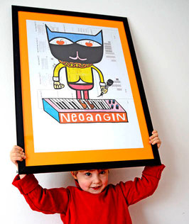 Neoangin-Katze