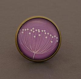 ♥ DillBlüte violett I ♥