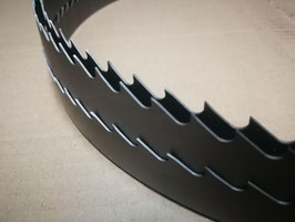 5200x27x0,9 - Lama per sega a nastro bimetallica per legno - Linea professionale - Elevate prestazioni di taglio