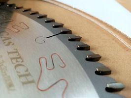 300z96 - Lama circolare per un'ottima finitura di legni teneri e duri