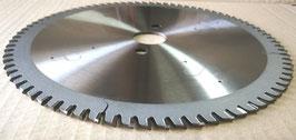 250z60 - Lama circolare per il taglio di pieni in alluminio