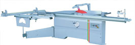 Squadratrice 320 - Carrello 3200×340 mm