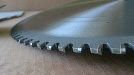 600z140 - Lama circolare per il taglio di profili in alluminio