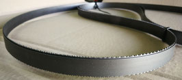 2360x20x0,90 - N°2 lame a nastro bimetalliche per il taglio del ferro e dell'acciaio- Linea professionale - Elevate prestazioni di taglio