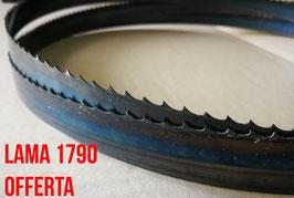 1790X13X0,6 - Lame a nastro temprate per legno - Linea professionale