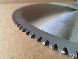550z140 - Lama circolare per il taglio di profili in alluminio