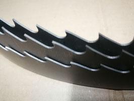 5650x27x0,9 - Sega a nastro bimetallica per il taglio della legna da ardere - Linea professionale - Elevate prestazioni di taglio