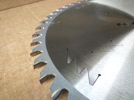 300z48 - Lama circolare per tagli lungo e traverso vena di legni teneri e duri
