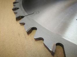 450Z40LT - Lama circolare per taglio lungo vena di legni teneri e duri