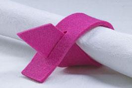Serviettenring pink
