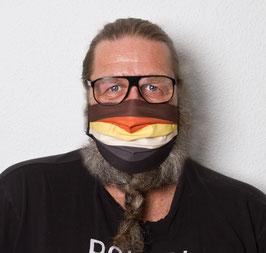 """Mund-Nasenbedeckung """"BÄREN-Flag"""""""