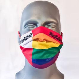 """Mund-Nasenbedeckung """"#StopBullshit"""""""
