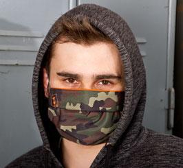 """Mund-Nasenbedeckung """"Camouflage KLASSIK"""""""