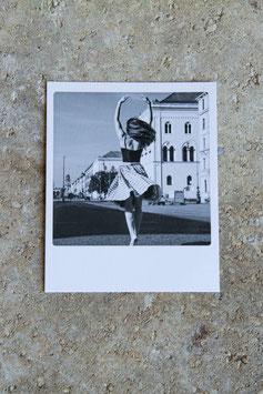 Polaroidkarte | TANZ