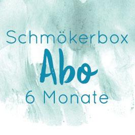 Schmökerbox ABO - 6 Monate