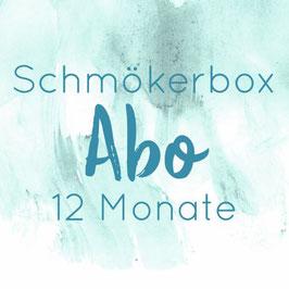 Schmökerbox ABO - 12 Monate
